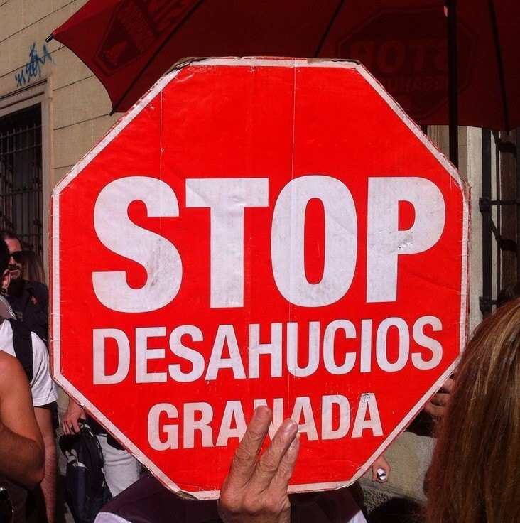 Asamblea de Stop Desahucios