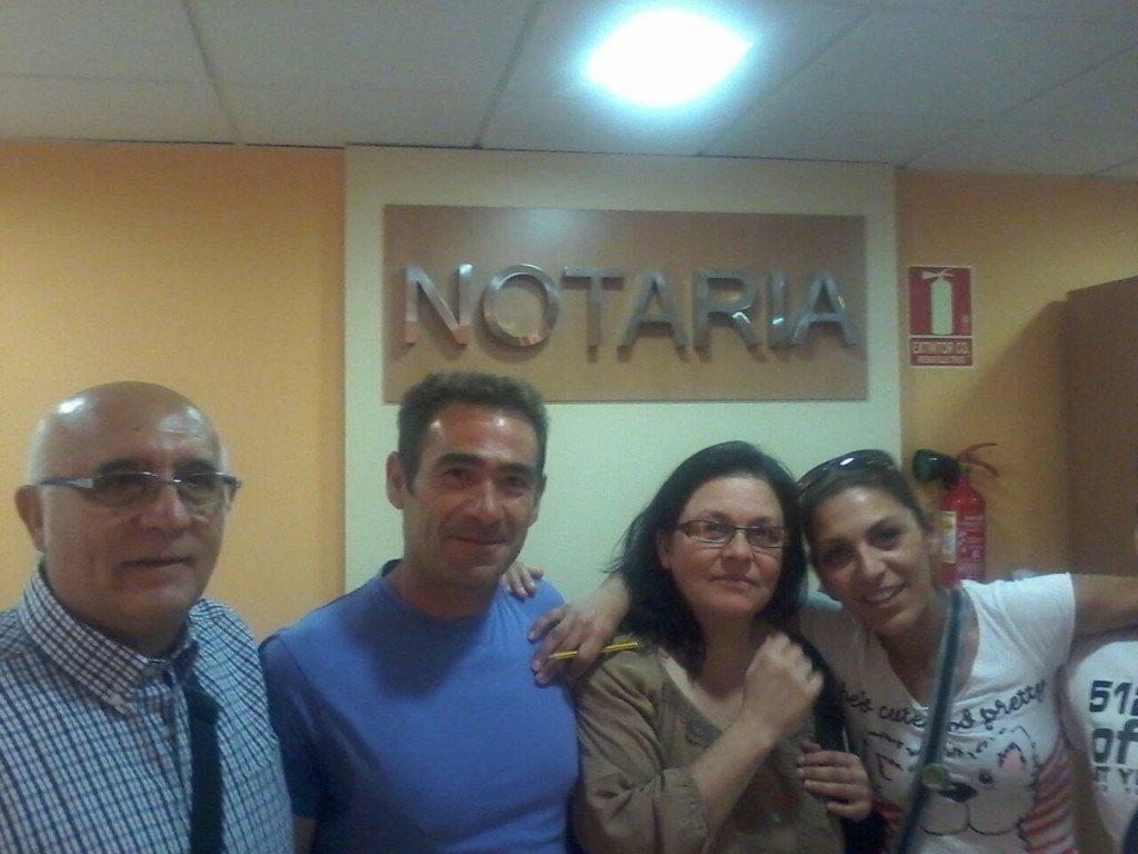 Acuerdo con BMN Amaro y Patricia - Stop Desahucios Granada 15m