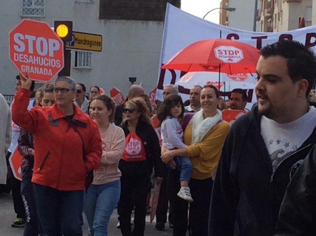 Accion Diputacion Visogsa 4 - Stop Desahucios Granada