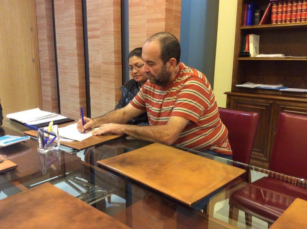 Dacion en pago con Banco Santender de Medina - Stop Desahucios Granada 15m