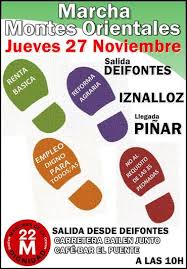 Semana Movilizaciones - Stop Desahucios Granada 15m 5