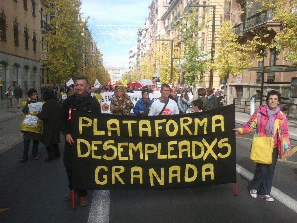 Semana Movilizaciones - Stop Desahucios Granada 15m11