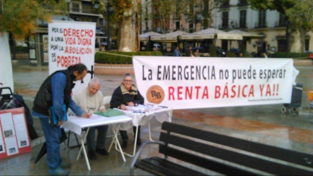 Semana Movilizaciones - Stop Desahucios Granada 15m4