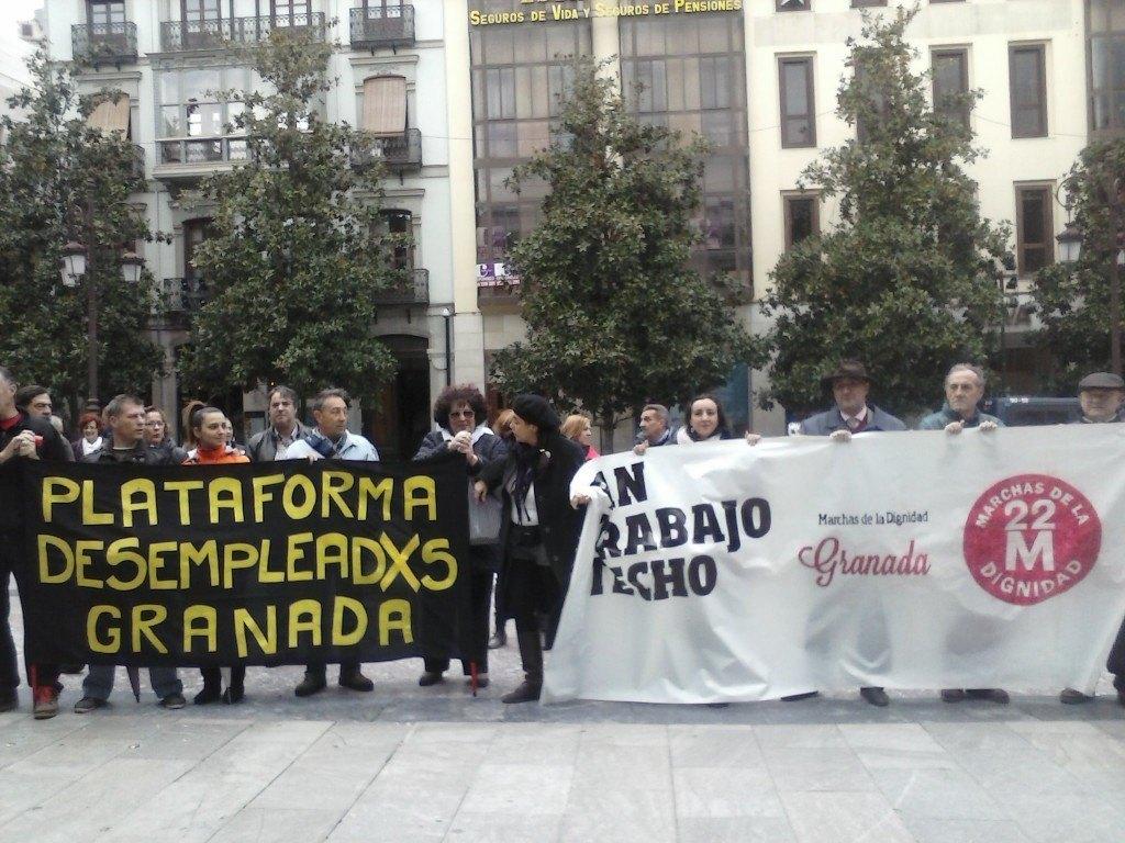 Semana Movilizaciones - Stop Desahucios Granada 15m 7