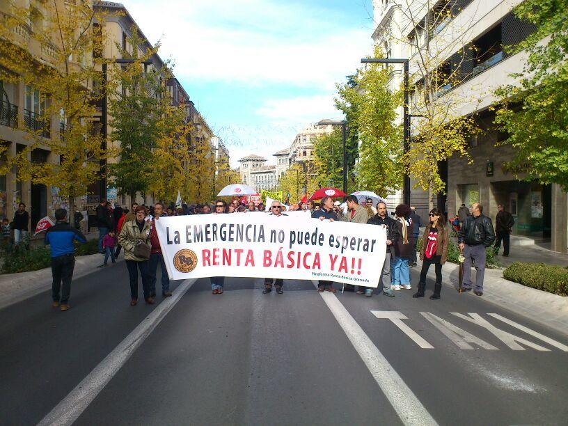 Semana Movilizaciones - Stop Desahucios Granada 15m9