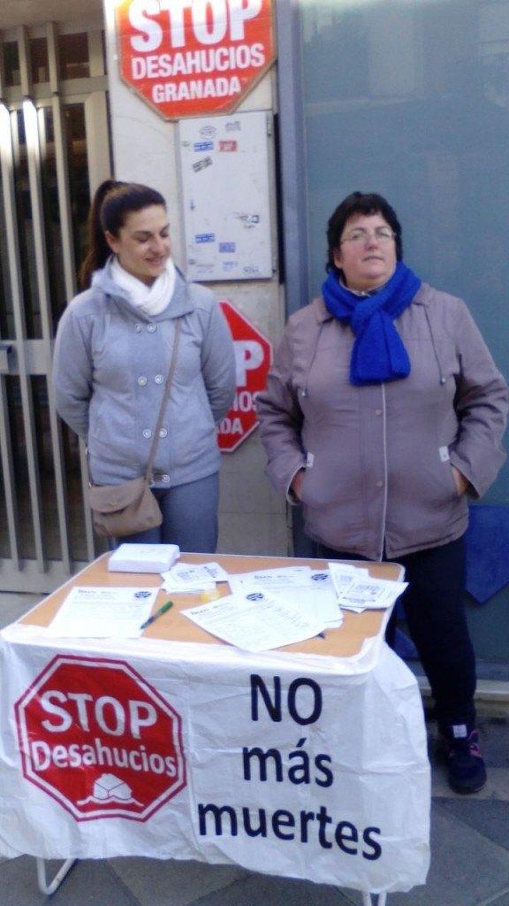 Campaña BMN Chauchina 1 - Stop Desahucios Granada 15M