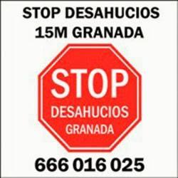 Cómo contactar con el grupo Stop Desahucios Granada