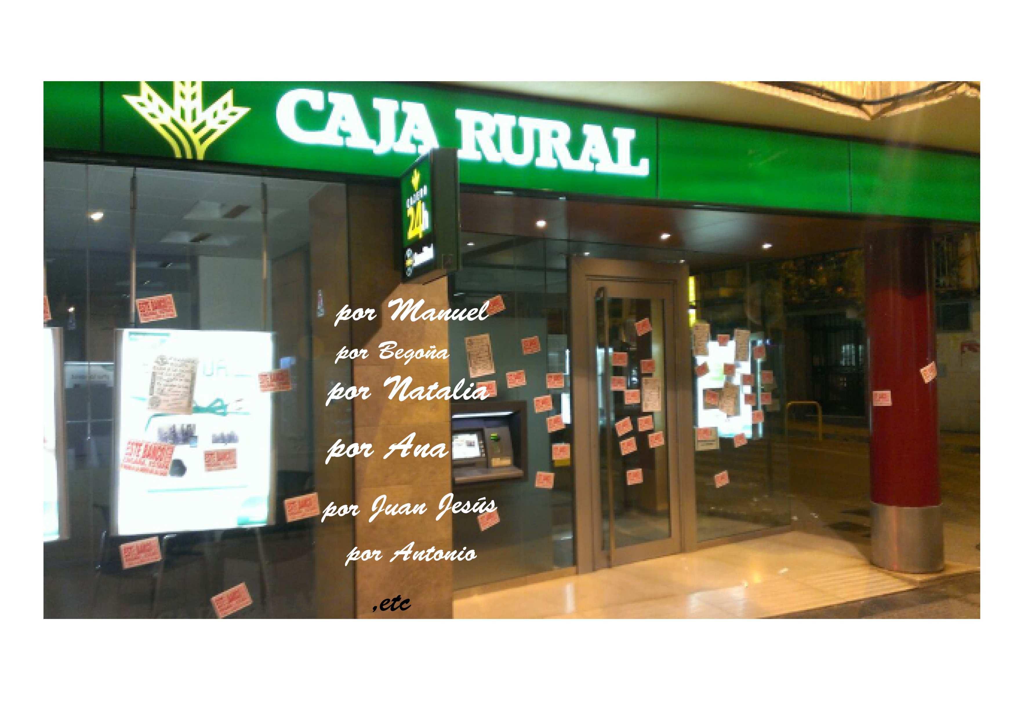Caja rural impone for Caja rural granada oficinas
