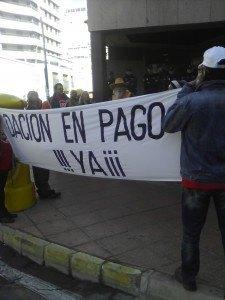 Stop Desahucios Granada 15M en Almería