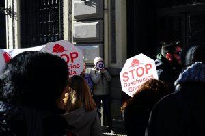 Stop Desahucios en el Santander V