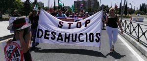Marchas Dignidad Stop Desahucios Granada