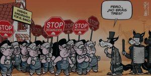 Jueves. Stop Desahucios Granada 15M