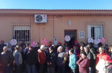 En Deifontes: Otro desahucio-parado