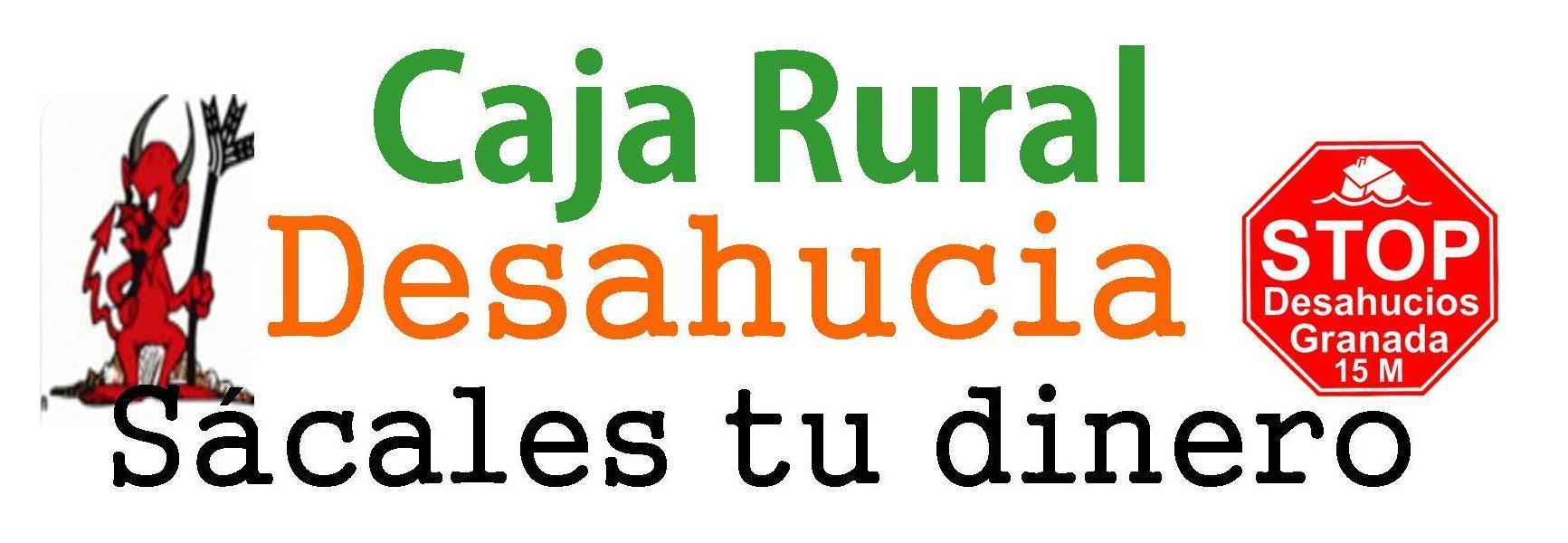 Nueva acci n contra caja rural para pedir soluciones for Caja rural granada oficinas