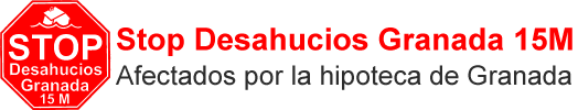 Stop Desahucios Granada 15M