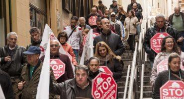 Nueva acción de Stop Desahucios