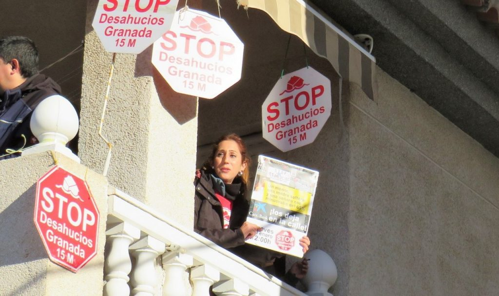 Desahucio suspendido: de momento Ana Mari se queda