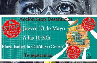 13 de Mayo a la calle